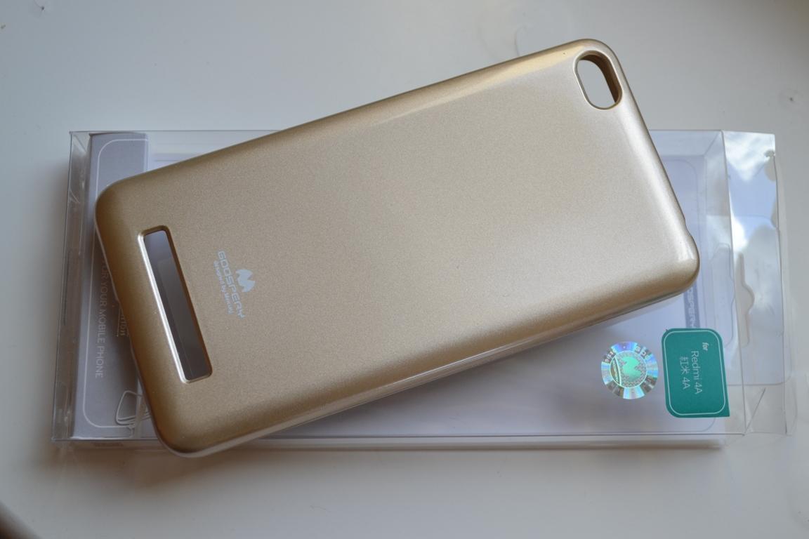 Promo Xiaomi Redmi 4a 2 16gb Gold 500 Update 2018 Ipad Pro 97 Inch 256gb Cellular Wifi 4g Lte New Garansi 1 Tahun Silikoninis Dklas Goospery Jelly Www