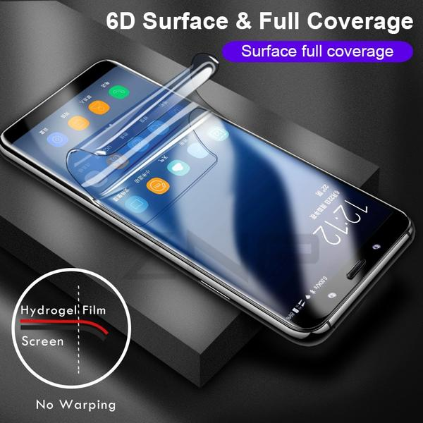 Huawei Mate 20 Lite ekrano apsauga Hydrogel Film Apsauginiai stikliukai